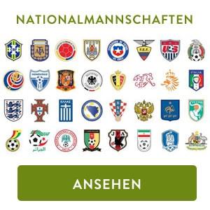 Banner Nationalmannschaften