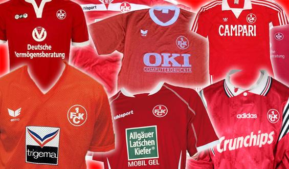 1.FC Kaiserslautern Jersey fan shop